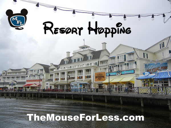 Resort Hopping