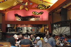 Polynesian Resort's Kona Cafe