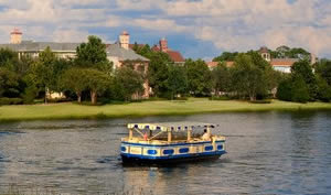 Saratoga Springs by Boat