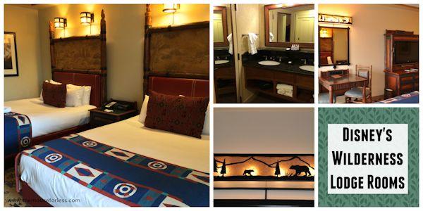 Wilderness Lodge Resort Rooms #WildernessLodge #WaltDisneyWorld