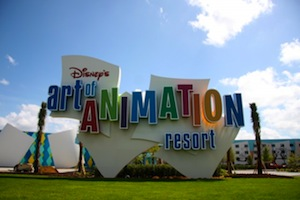 Reviews of Disney's Art of Animation Resort