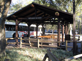 Settlement Bus Depot