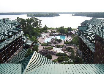 Reviews of Disney's Wilderness Lodge Resort
