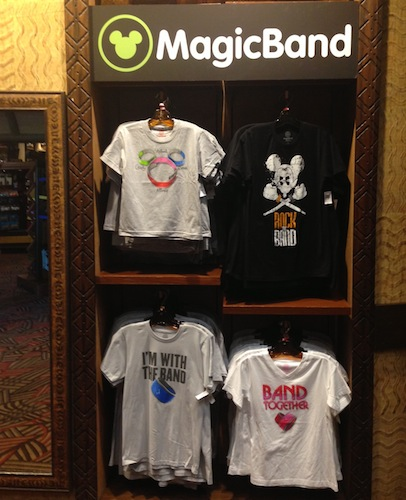 MagicBand Shirts