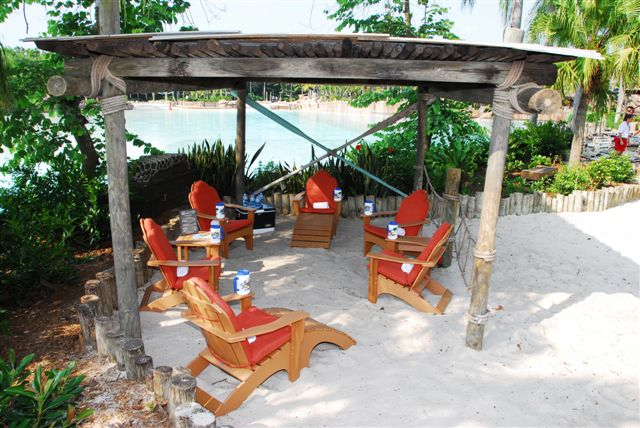 Disney Blizzard Beach Cabana Rentals
