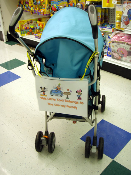 stroller tag sample pictures