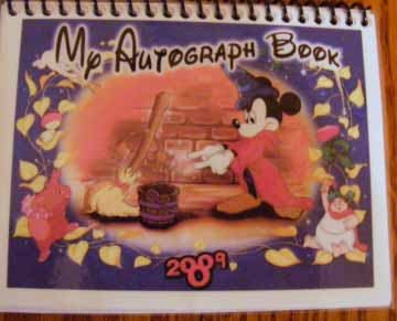 Customized Autograph Books