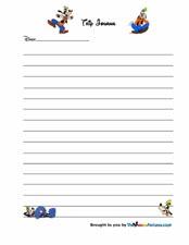Goofy Trip Journal
