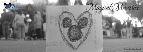 Disney Love Facebook Cover