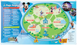 Walt disney world maps for kids disneys magic kingdom map for kids gumiabroncs Image collections
