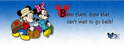 Mickey and Minnie Facebook Timeline Cover