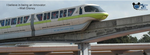 Monorail Timeline Facebook Cover