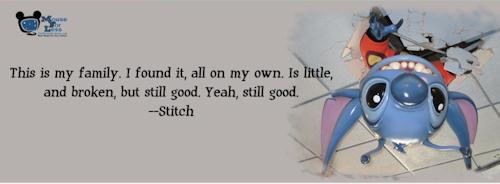 Stitch Timeline Facebook Cover