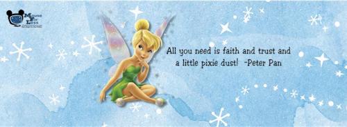 Disney Themed Facebook Cover Photos