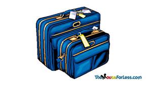 Generic Luggage Tag Back