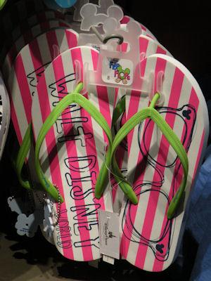 Souvenir Flip Flops