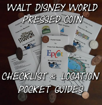 image about Printable Coin Checklist named Walt Disney Entire world Pressed Penny/Coin Examine Checklist and Expert