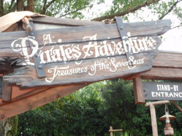 Pirate experiences