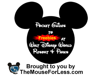 Walt Disney World Freebies Pocket Guides