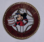 Disney Cruise Pin