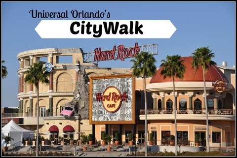 Citywalk Entertainment Dining And Shopping Universal
