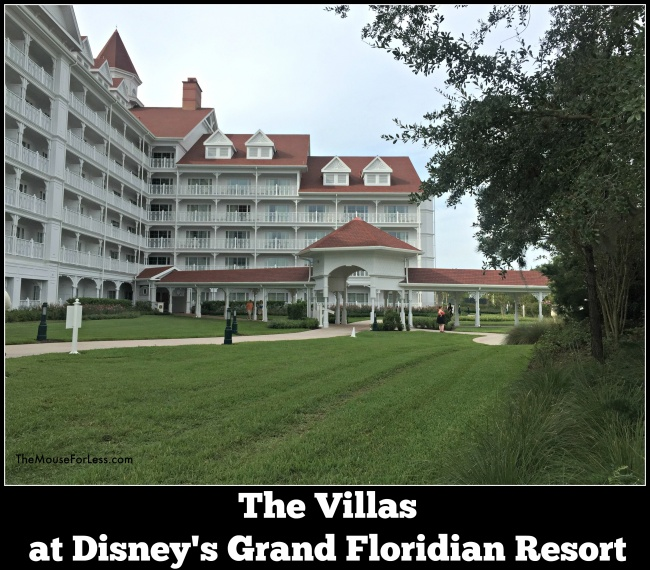 Disney's Grand Floridian Resort Villas