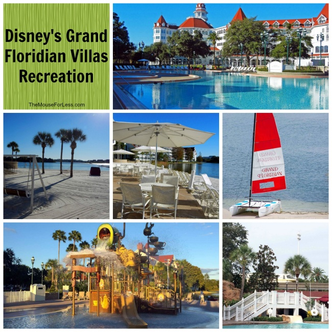 Disney's Grand Floridian Villas Recreation