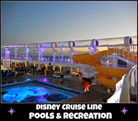 Disney Cruise Line Recreation