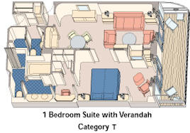 1 Bedroom Suite with Verandah