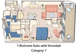 1 Bedroom Suite with Verandah
