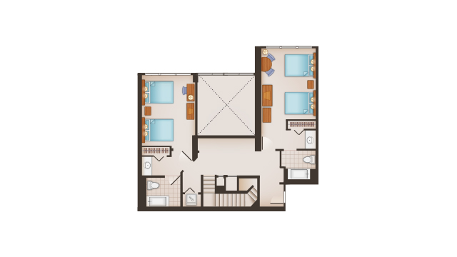 3 Bedroom 2nd Floor