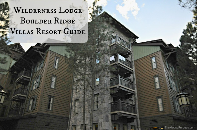 Disney's Boulder Ridge Villas Resort Guide