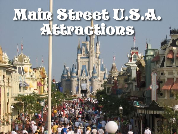 Main Street Attractions