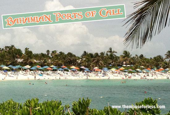 Bahamian Ports of Call