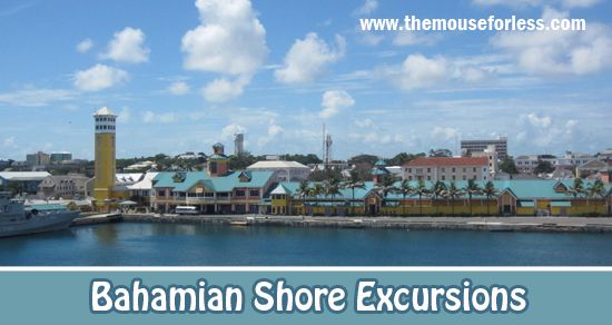 Bahamian Shore Excursions
