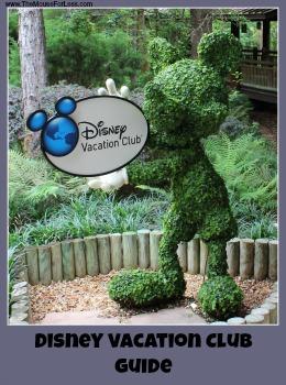 Disney Vacation Club Guide