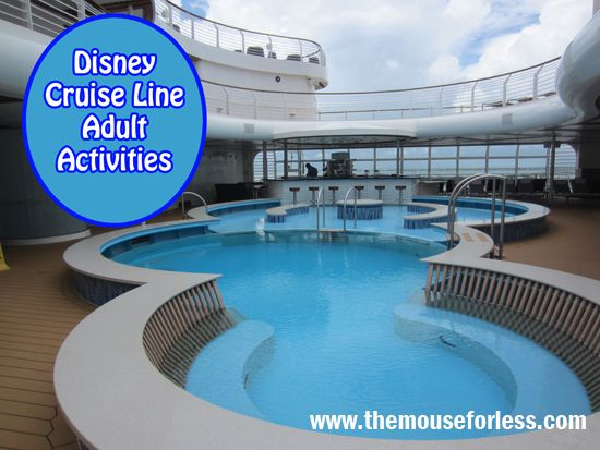 Adult Activities | Disney Cruise Line