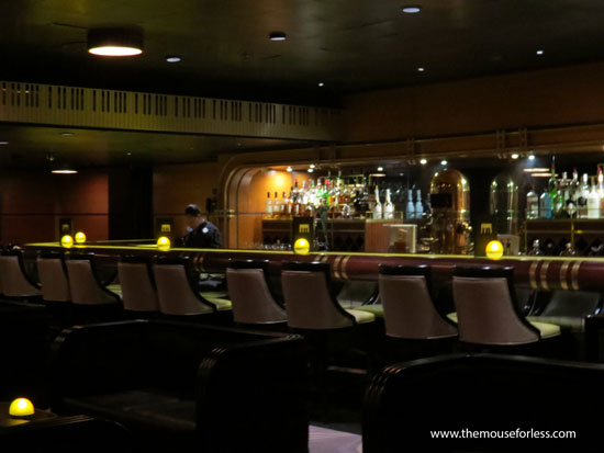 Disney Magic Keys Lounge #DCL