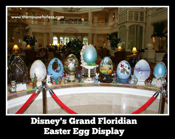 Celebrating Easter at the Walt Disney World Resort