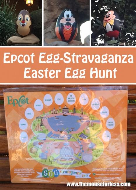 Egg-stravaganza Scavenger Hunt