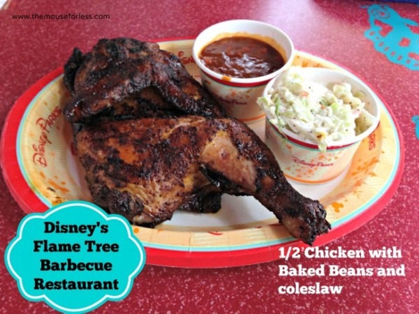 Flame Tree Chicken