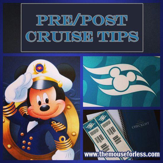 Pre/Post Cruise