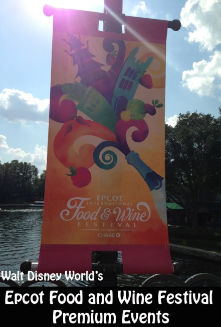 Food And Wine Festival Downtown Orlando