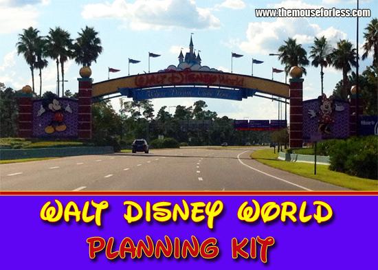 Walt Disney World Planning Kit