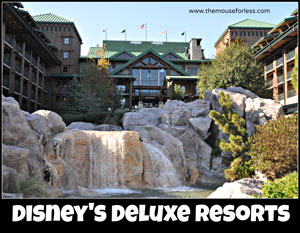 Walt Disney World Deluxe Resorts
