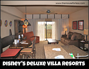 Walt Disney World Deluxe Villas