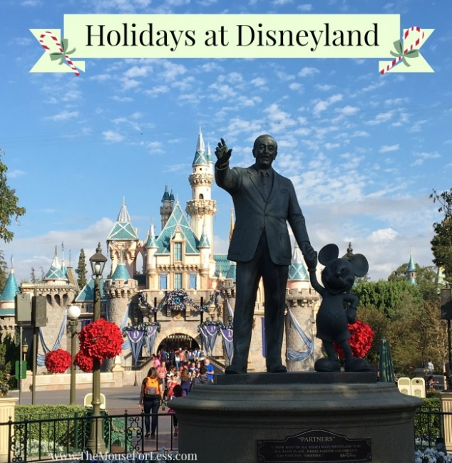 Disneyland Holidays Begin In November And Run Through January