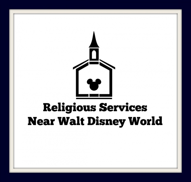 Religious Services Near Walt Disney World