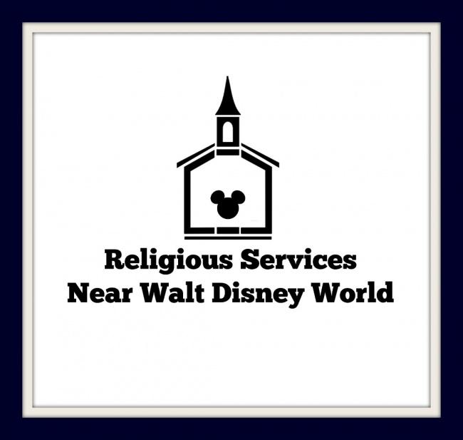 Religious Services Near Walt Disney World