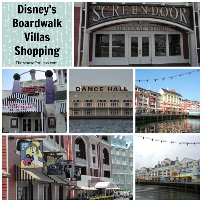 Boardwalk Villas Collage